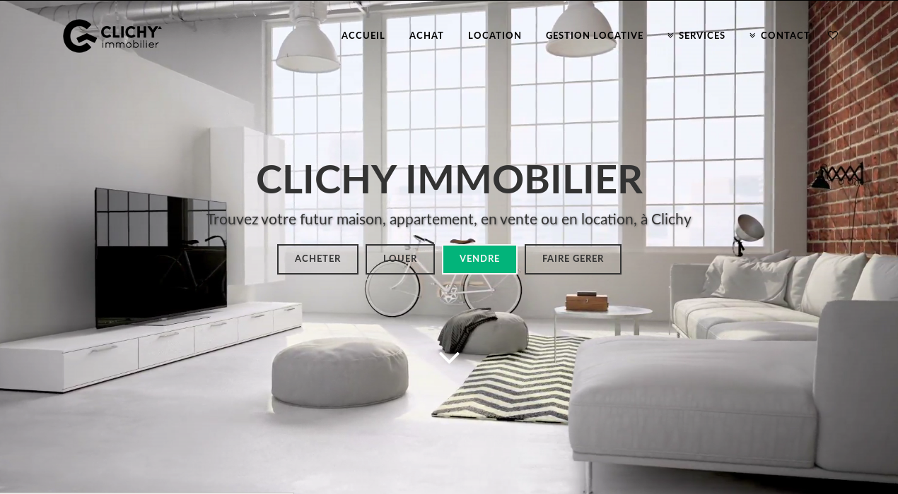 Clichy Immobilier